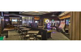 Elite Sportsbook at Draft Day Lounge | Riverside Casino and Golf Resort