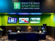 DraftKings Sportsbook at Mardi Gras Casino